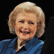 Betty White, a timeless spirit.
