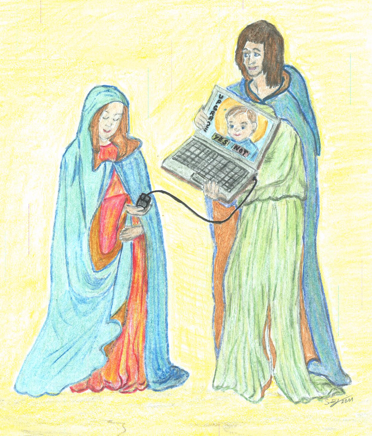 The Christ Child: A Plug and Play Upgrade for Humanity