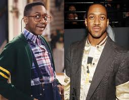 Jaleel White is not Urkel