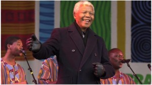 Mandela BBC Photo Several days ago
