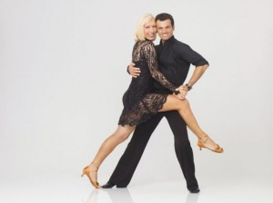 Tennis great Matina Navratilova on Dancing with the Stars