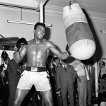 Muhammad Ali heavy bag