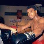 Muhammad Ali pretty boxer