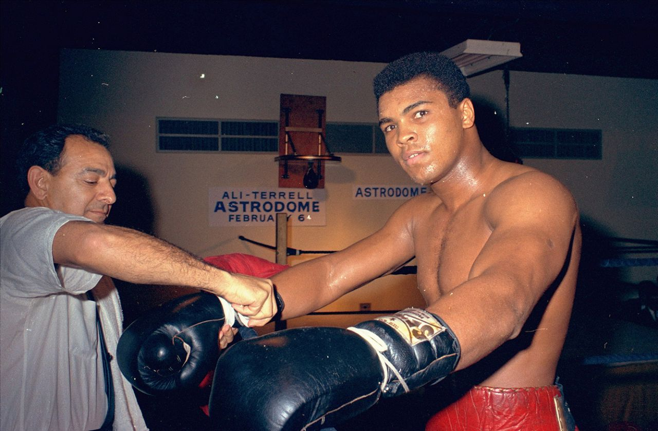 Muhammad Ali:Heart and Soul