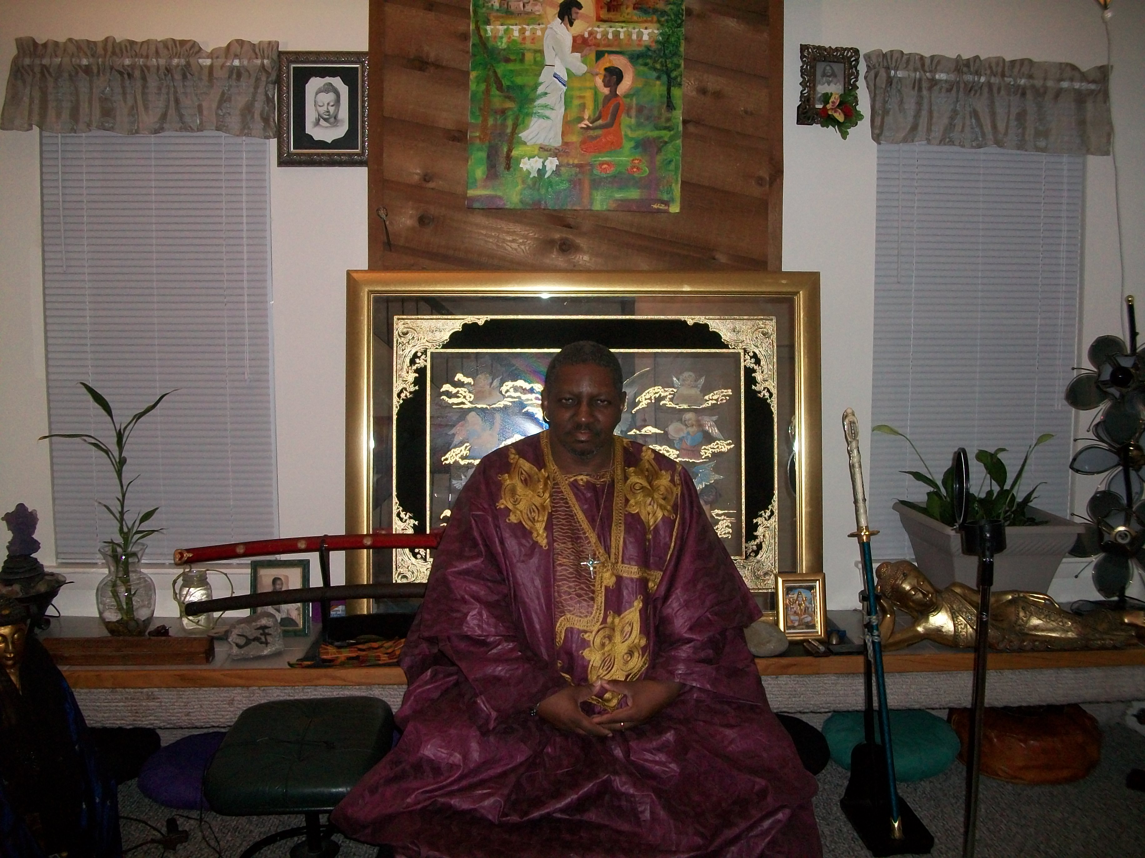 Vernon Kitabu Turner: Bridging The Gap Between East And West: Article by Brenda Andrews