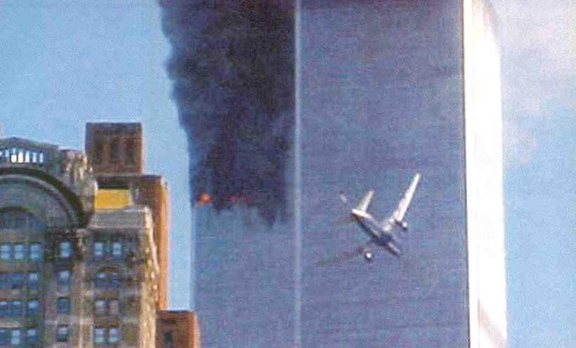 Spiritual Flight: Airborne on 9-11