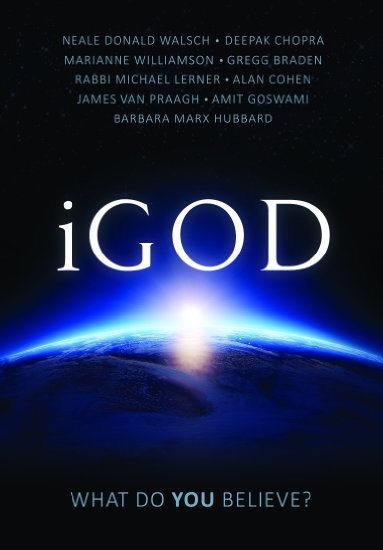IGOD: A movie about the biggest question of all time