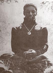Vernon Kitabu Turner in 1973