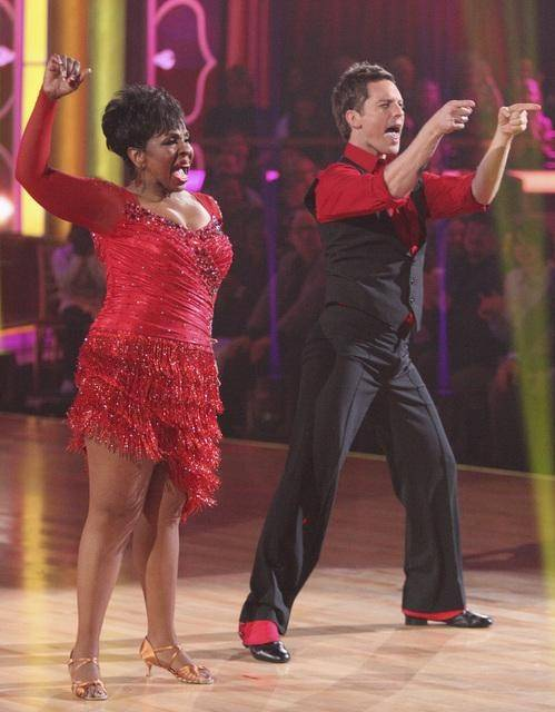 "Dancing with the Stars …  Dancing as ""Kung Fu"""