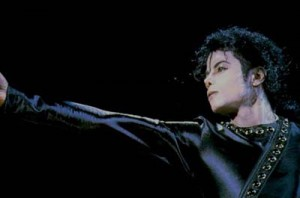 Michael Jackson gave all he had with each performance.